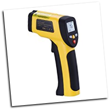 Infrared Heat Temp Gun